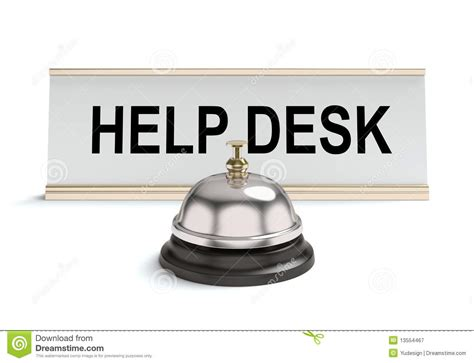 help desk royalty free stock photography image 13554467
