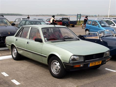 peugeot 505 usa file peugeot 505 sr automatique 1979 dutch licence