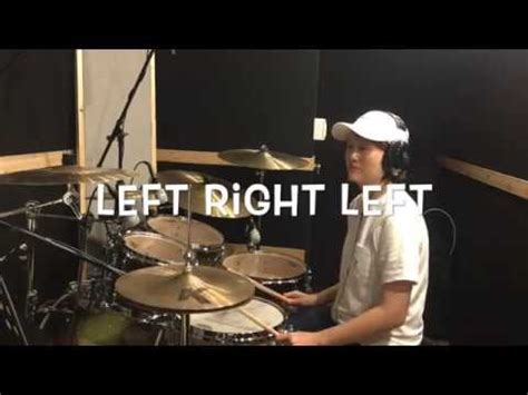 charlie puth left right left left right left charlie puth 찰리푸스 pop drum cover 드럼