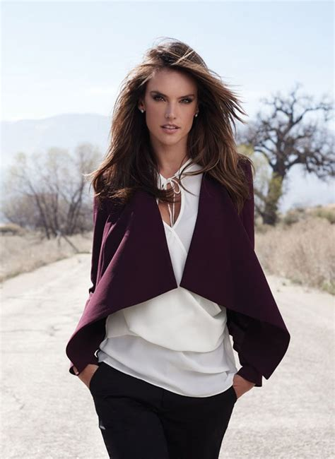 Next Fall 2007 Ad With Alessandra Ambrosio And Paul Sculfor by Alessandra Ambrosio For Arkitect Camapign