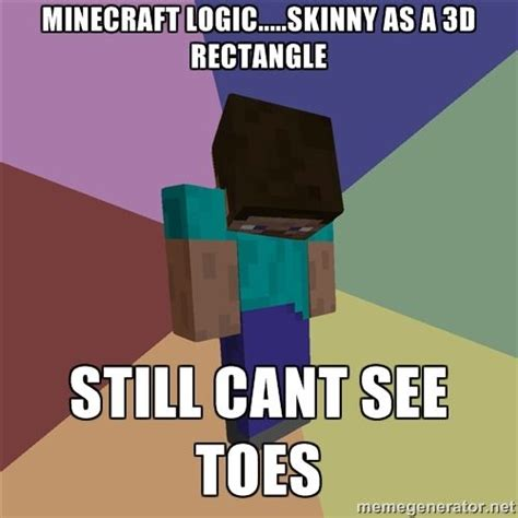 Memes Minecraft - minecraft meme generator depressed minecraft guy