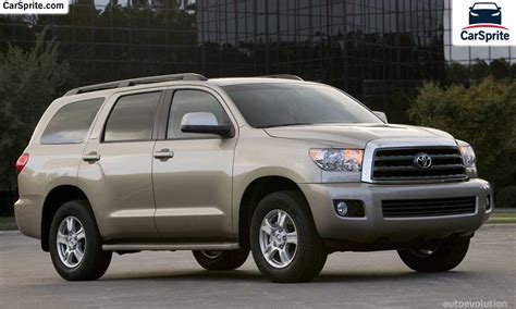 Car Types In Qatar by Toyota Sequoia 2017 Prices And Specifications In Qatar