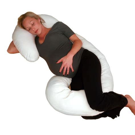 Best Pregnancy Pillow For Back by Comfort Pillow Length Total Support Best For