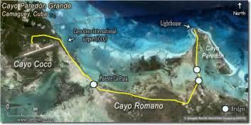 cayo paredon grande jardines archipelago cuba