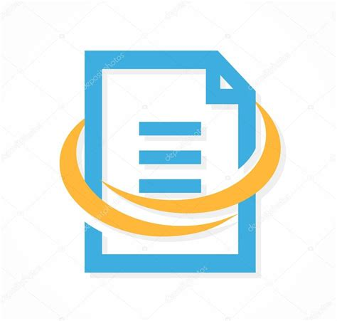 eps format is vector document file logo or icon stock vector