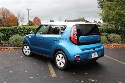 Ev Kia Soul 2015 Kia Soul Ev Drive Of Newest Electric Car