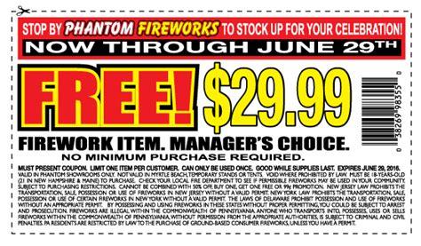 Phantom Fireworks Coupons Printable free item at phantom fireworks freebieblogger