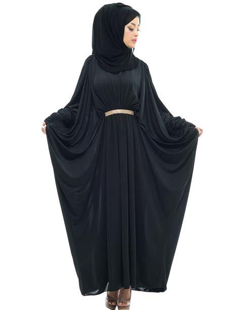 Abaya Turki Black Gold 2016