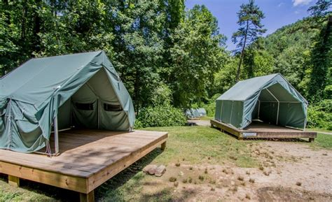 tent platform platform tents nantahala outdoor center