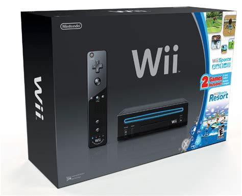 nintendo wii console black nintendo wii console bundle price drop to 129 99