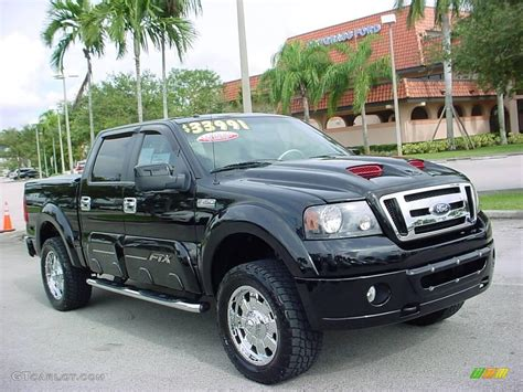 Ford Tuscany by 2007 Black Ford F150 Tuscany Ftx Supercrew 4x4 22976920