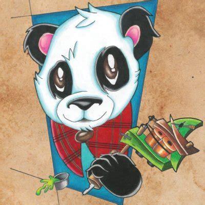 ashley tattoo panda ashley hsiung panda13tattoos twitter