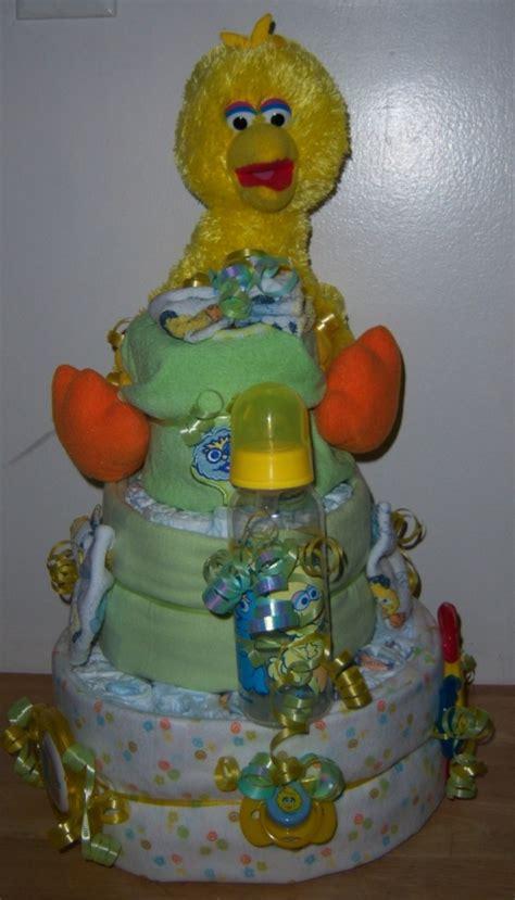 Elmo Baby Shower by Baby Shower 3 Tier Sesame Cake Elmo Big