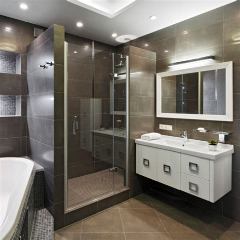 Modern Brown Bathroom Ideas 59 Modern Luxury Bathroom Designs Pictures