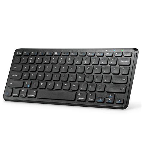 Ultra Slim Keyboard For Pro anker ultra compact slim profile wireless bluetooth keyboard