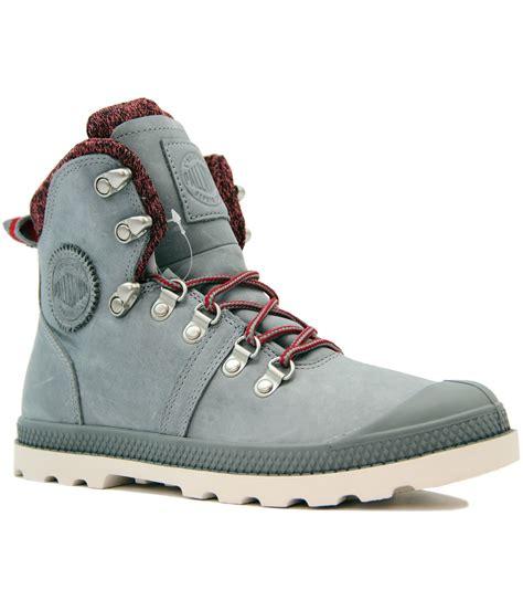 palladium hiking boots palladium pallabrouse hikr lp retro 1970s hiking boots