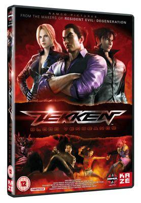 T Shirt Tekken 01 closed win tekken blood vengeance and a t shirt the