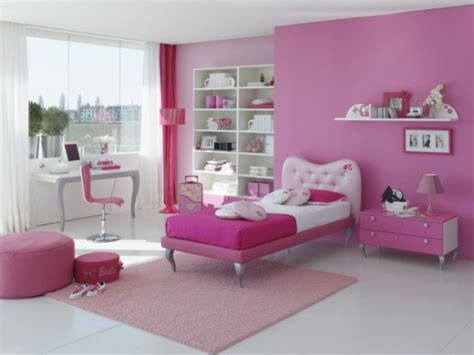 bedroom pink colour bedroom decoration pink color for kids girls