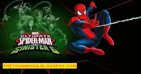 spider man cartoon movies in hindi ultimate spiderman vs the sinister six season 4 hindi
