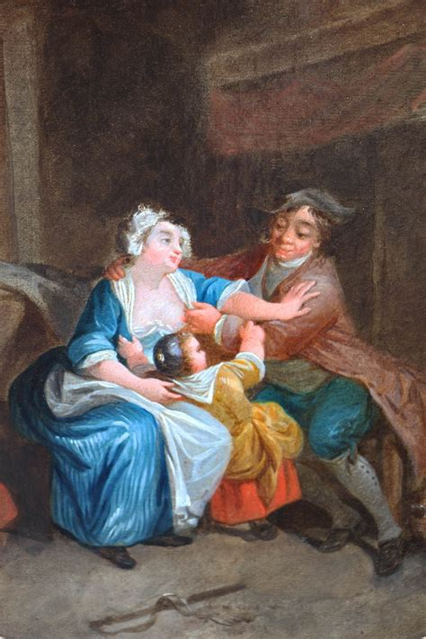 The Second Condition allegory of the peasant condition school of the