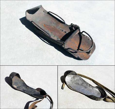 flat track steel shoe dan rouit flat track museum