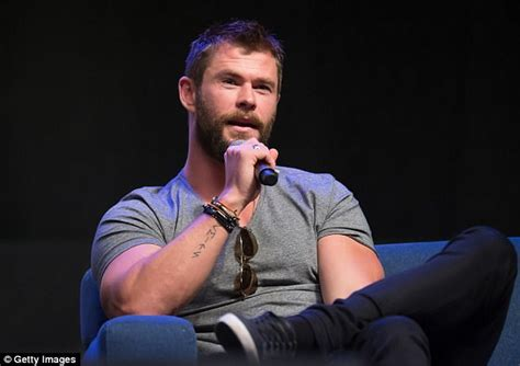 chris hemsworth and elsa pataky have matching tattoos