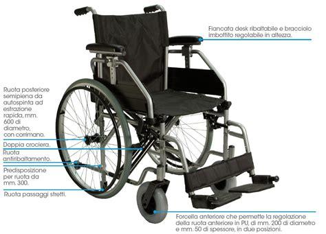 costo sedia a rotelle pieghevole sedia a rotelle carrozzina per disabili pieghevole ad