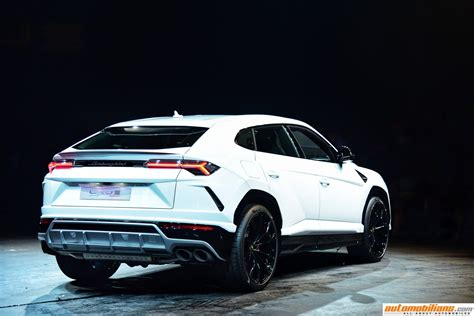 Lamborghini Countach Price In India by Lamborghini Urus Launched In India At Rs 3 Crores Ex