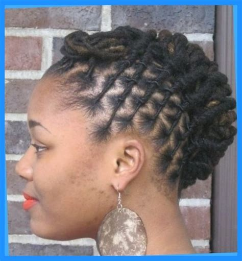 medium loc hairstyles loc hairstyles for medium locs justswimfl com