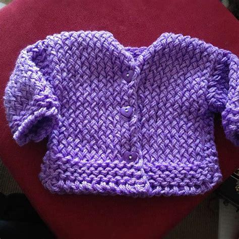 knitting loom sweater josie s sweater pattern by renee hoy loom knit baby