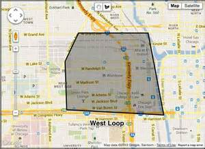 Map Of West Loop Chicago by West Loop Luxury Condos For Sale