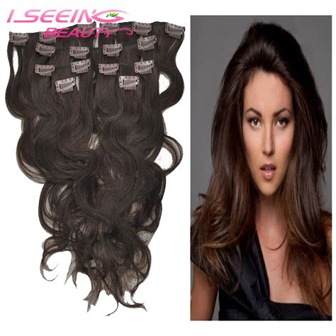 best sales 7a wave clip in hair 2