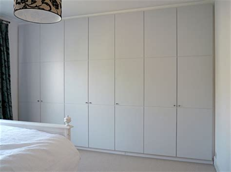Painting A Wardrobe White by Commissions White Painted Wardrobe