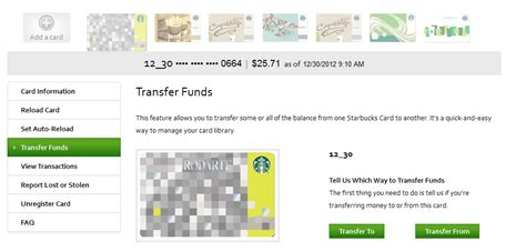 Starbucks Gift Card Balance Number - consolidate starbucks gift cards to save wallet space points miles martinis