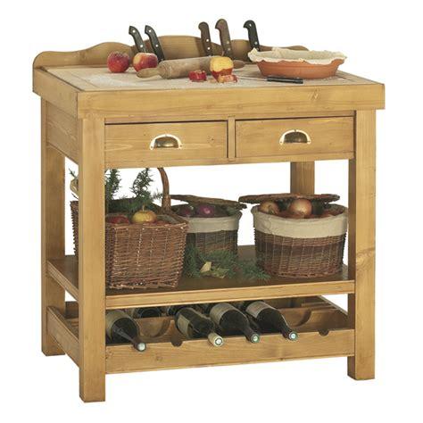 billot de cuisine meuble naturel bois interior s meubles en bois massif naturel
