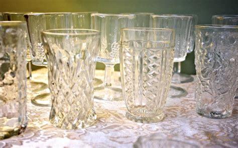 vintage barware vintage glassware gallery southern vintage table