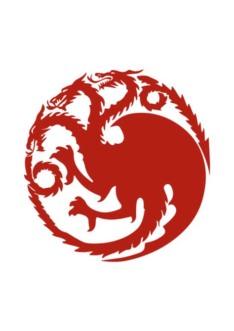 House Lannister by House Targaryen Transparent Png Png Mart