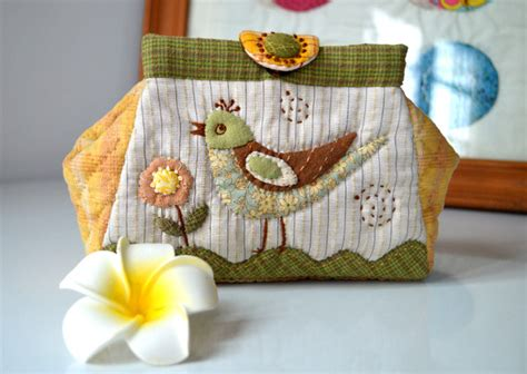 Patchwork Tutorials - folding bag tutorial patchwork and quilting diy