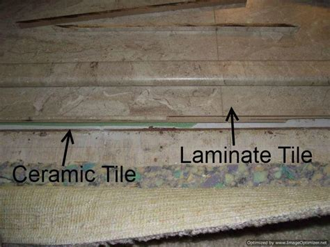 Laminate Flooring: Laminate Flooring Over Ceramic Tile