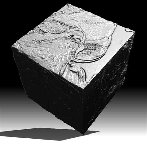 Michael Ferrari Fontana Relief Mesh Extrusions Based On   michael ferrari fontana relief mesh extrusions based on