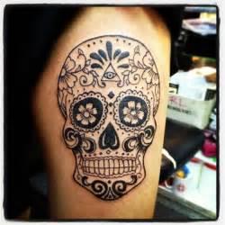 41 amazing sugar skull tattoos to celebrate d 237 a de los muertos