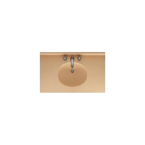 one piece bathroom vanity tops swanstone vt02225 063 cornflower ellipse one piece vanity