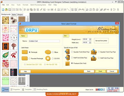 Wedding Card Name Generator by Screenshots Of Wedding Card Generator Software Helps To