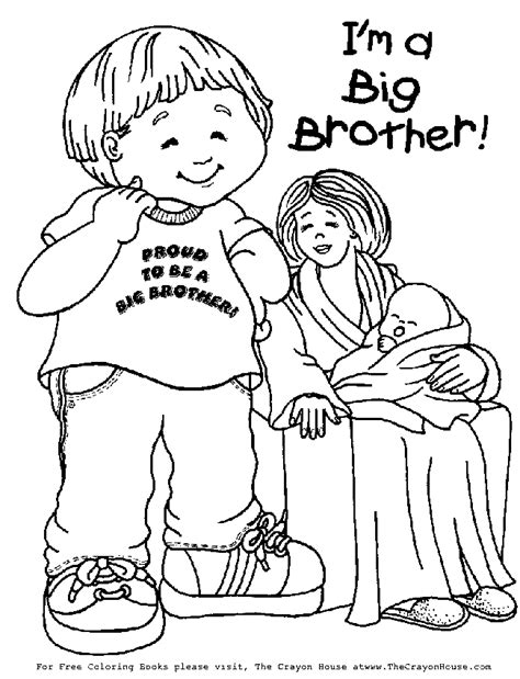 welcome baby coloring pages new baby brother coloring page coloring home