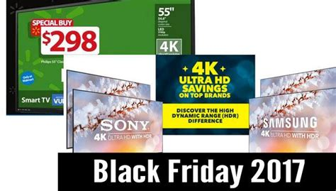 black friday 2017 black friday 2017 to bring thirty 4k tv deals under 300