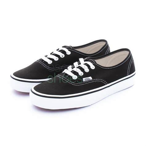 vans era negras zapatillas deportivas vans vee3blk authentic negras