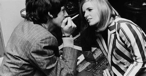 Paul Meets Linda   Behind Beatlemania: Intimate Photos of