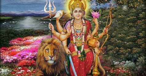 Best HD Photos of Maa Durga for Tablets Theme   Festival