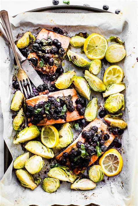 vegetables that go with salmon easy superfood baked salmon paleo one pan meal