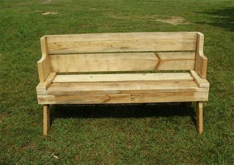 wooden pallet benches wooden pallet sitting bench plans pallet wood projects